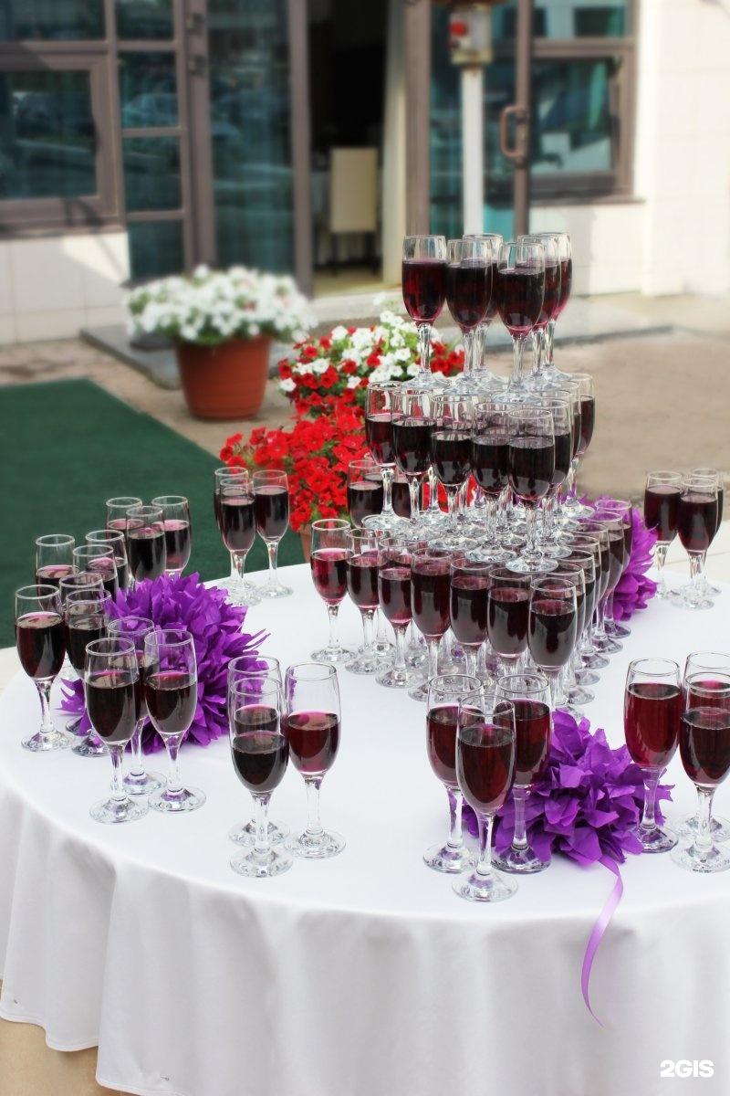 Свадьба в лиловом стиле фото