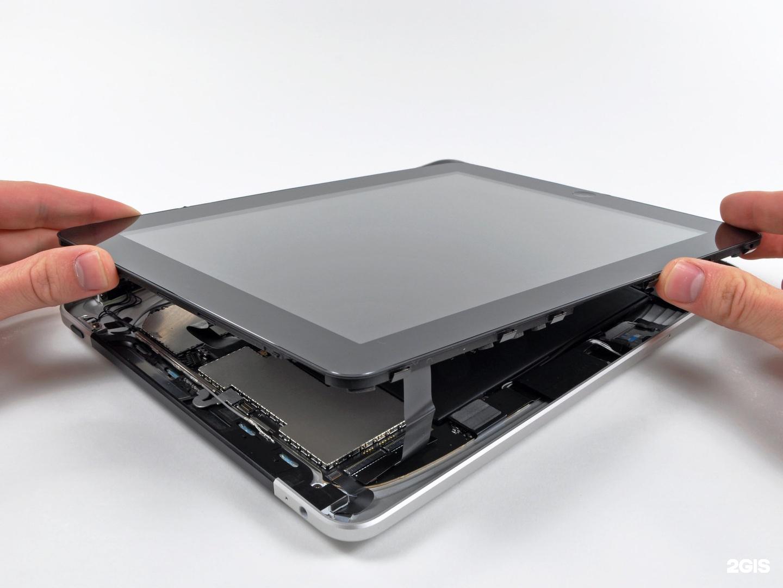 Замена матрица на планшете своими руками