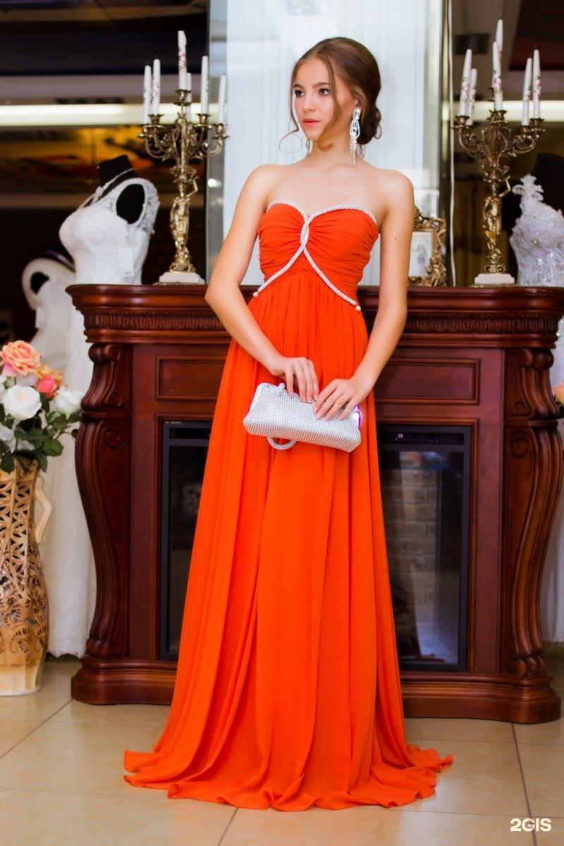 Барабашова вечерние платья