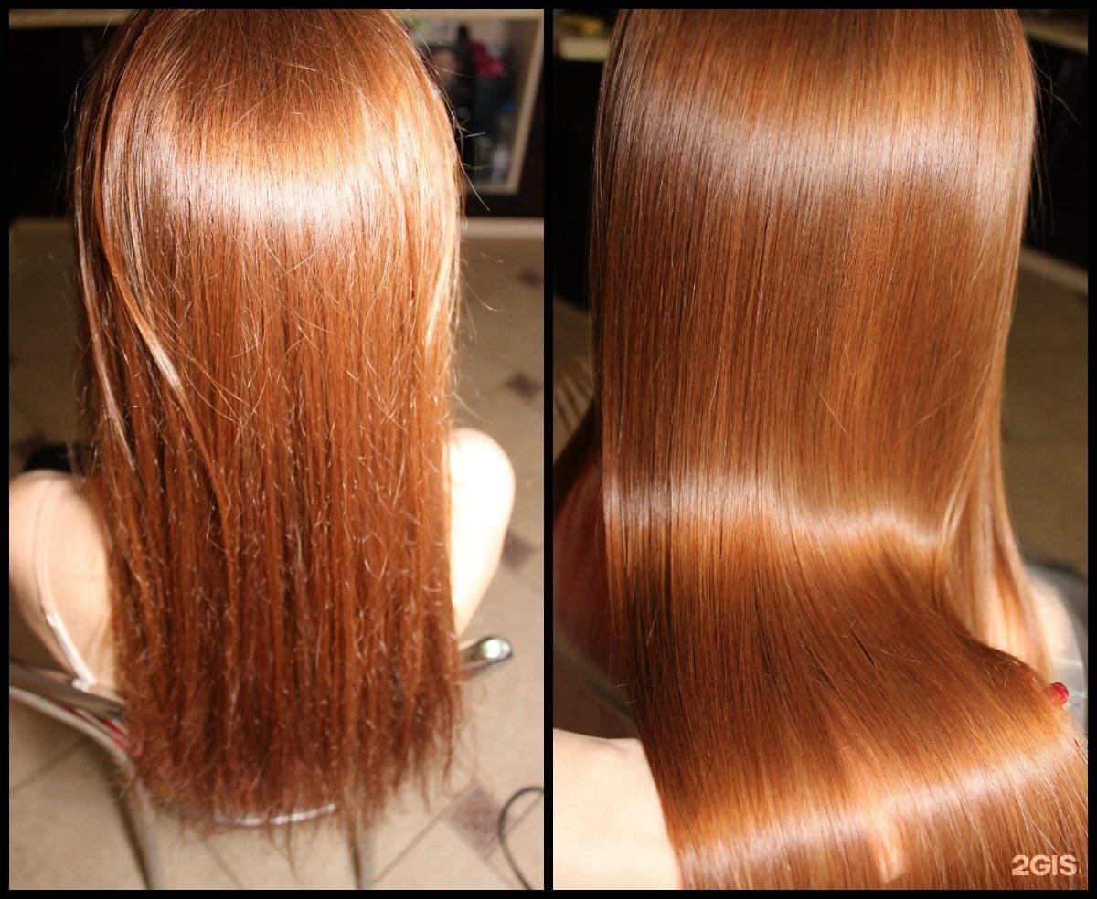 Полировка волос омск цены