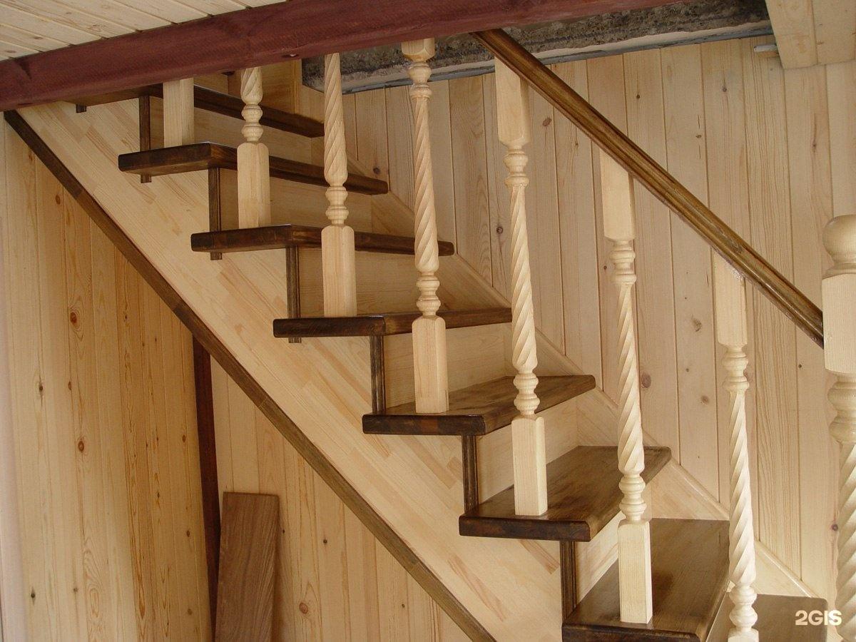 Межэтажные лестницы своими руками: как сделать самому (инструкция, фото.) 99
