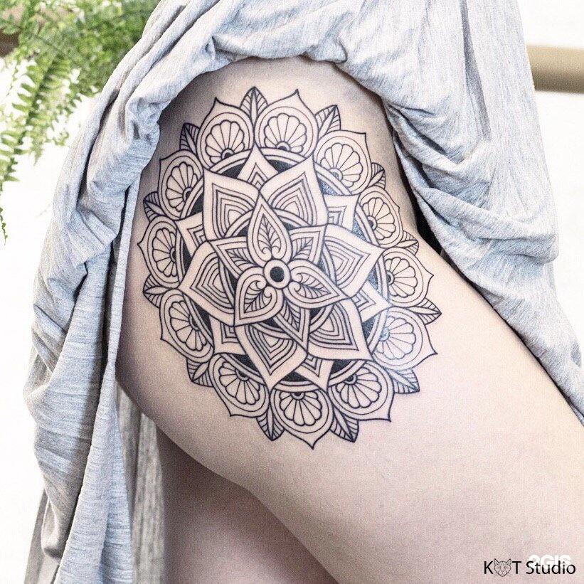 Kot Tattoo Studio рощинский 4 й проезд 14 москва фото 2гис
