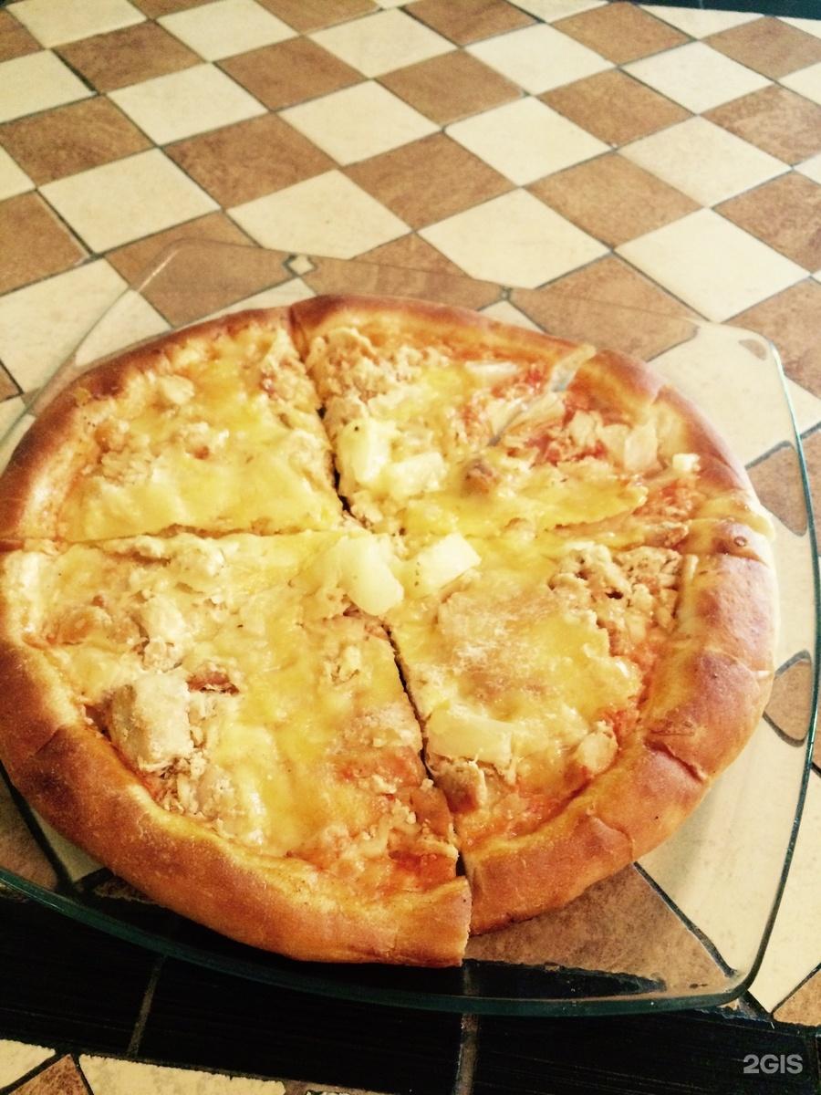 У меня предложение открыть пиццерию