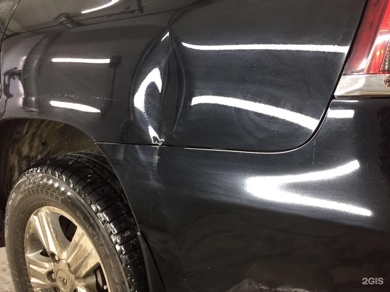 Выпрямляем вмятины на авто без покраски: советы 59