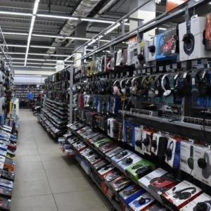Фото от владельца ДНС, сеть супермаркетов цифровой техники и бытовой электроники