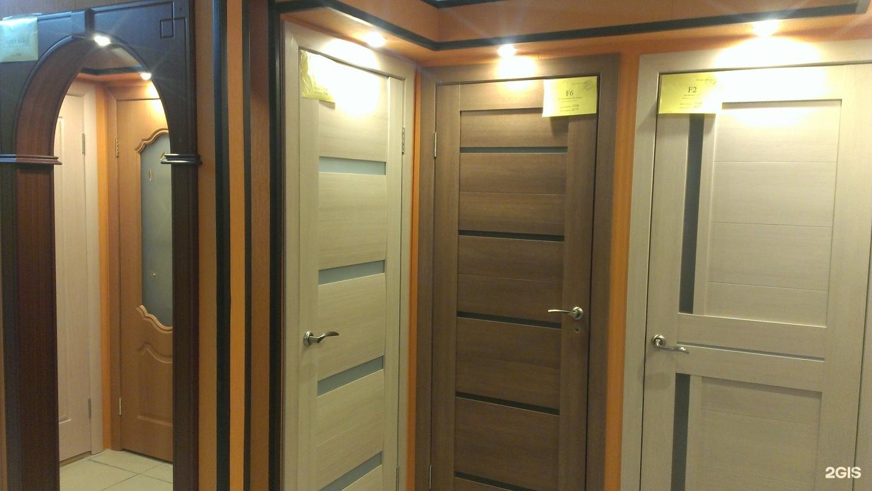 Магазин дверей в Новосибирске