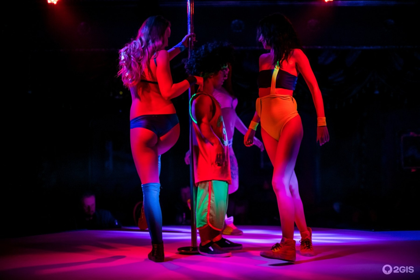 Charlie laine solo dance and striptease