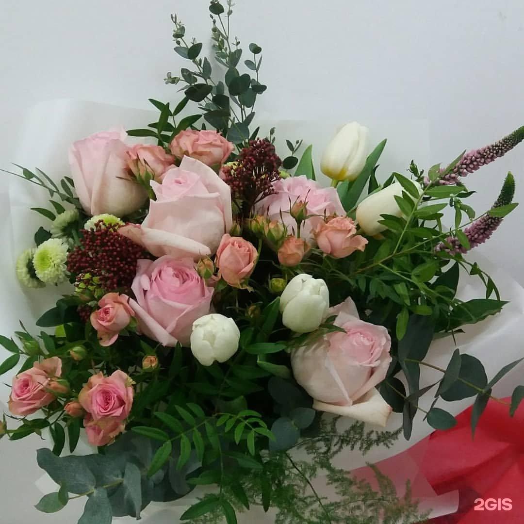 Доставки цветов харьков