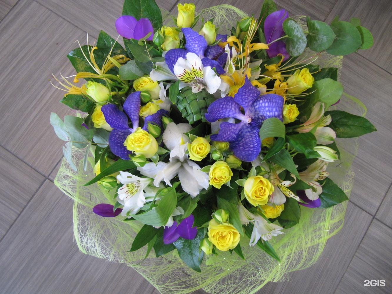 Доставка цветов по городу тюмени