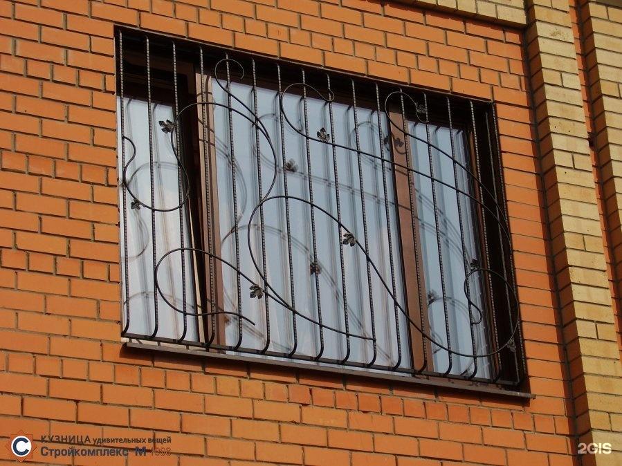 Решетки на окна тюмень