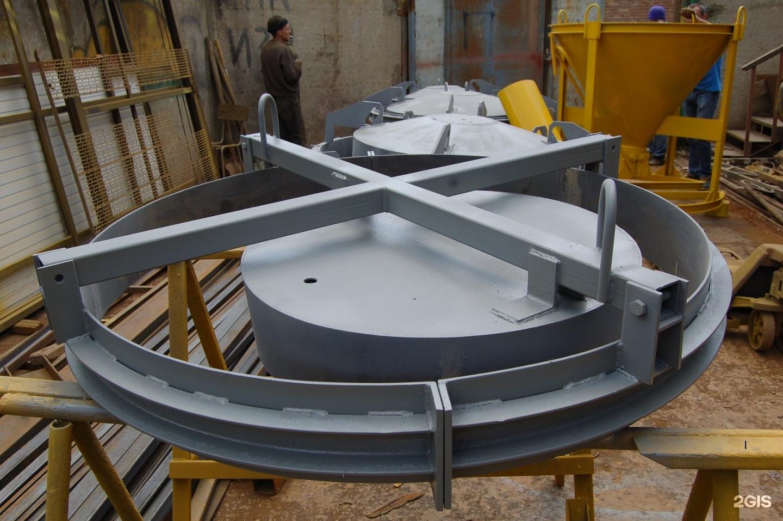 Оснастка для бетонных работ