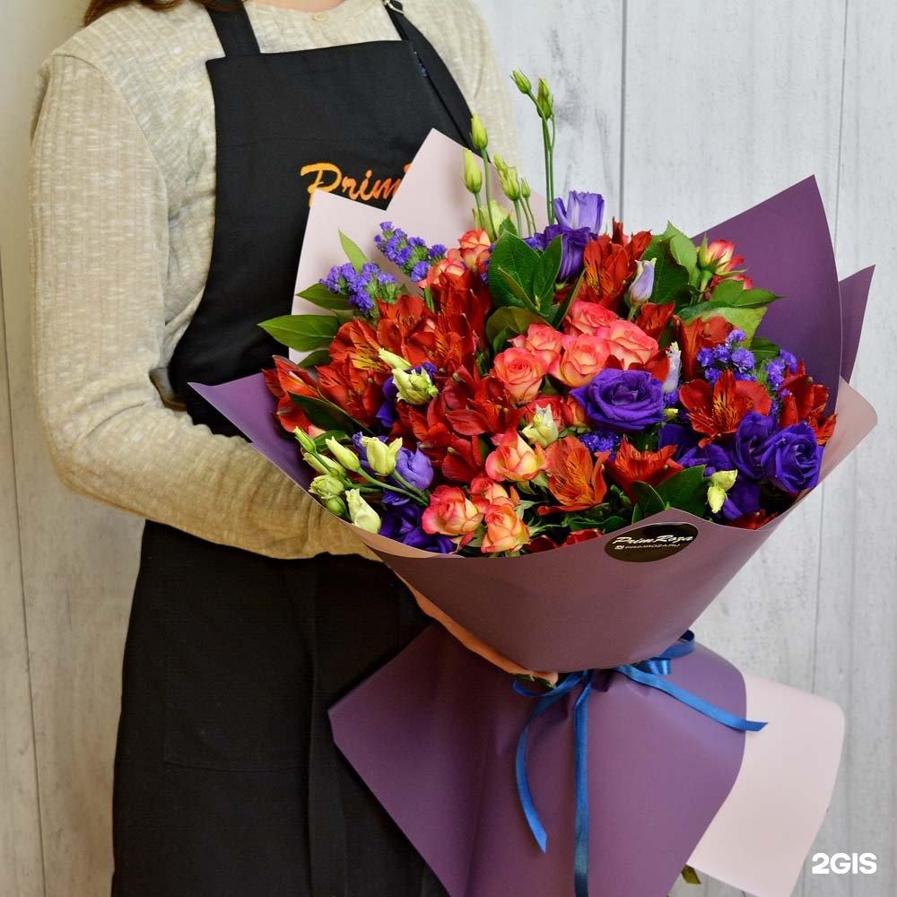 Доставка цветов ст. китс, вива роза