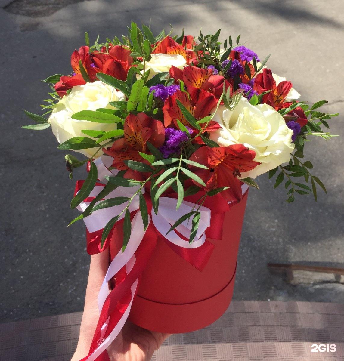Служба доставки цветов и подарков в калининграде