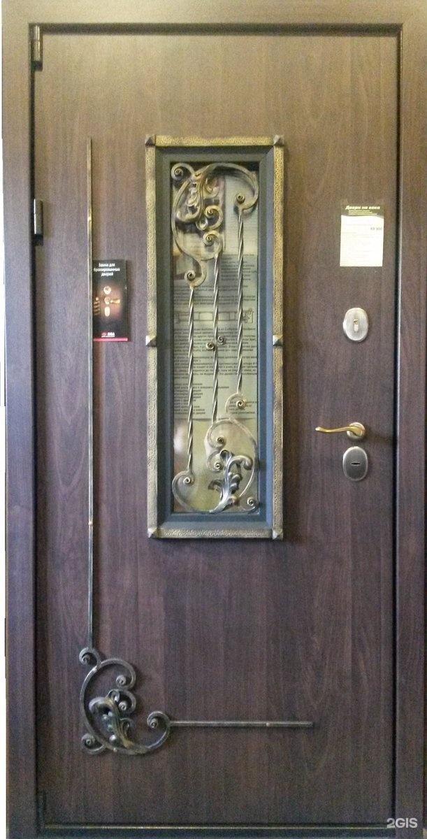 Двери железные в сочи