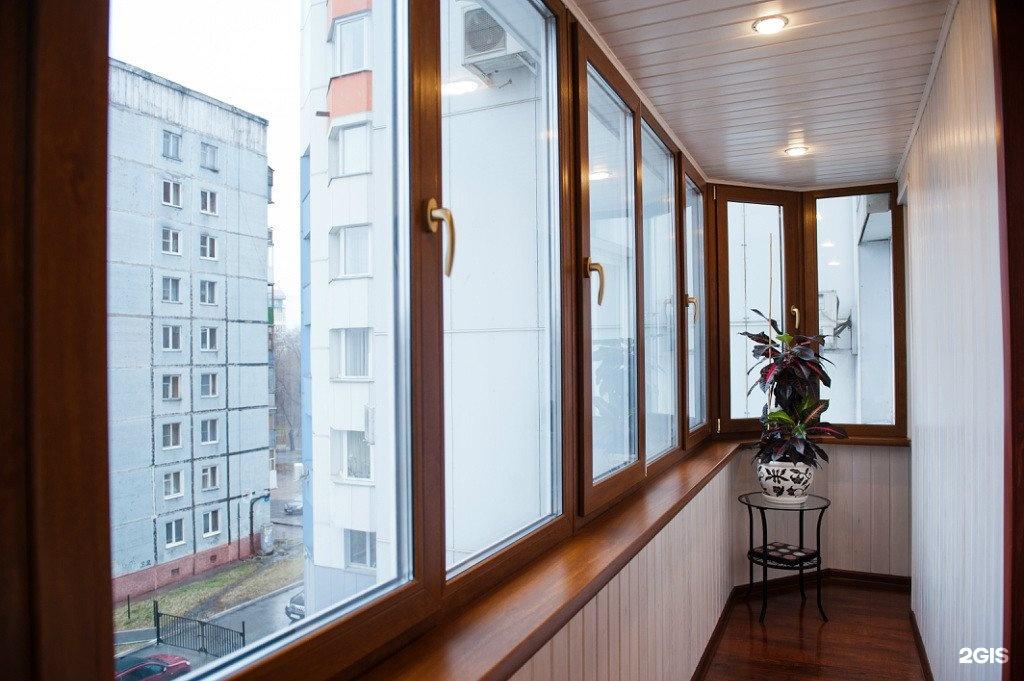 Отделка балконов и лоджий. в саранске от компании строй-инжи.