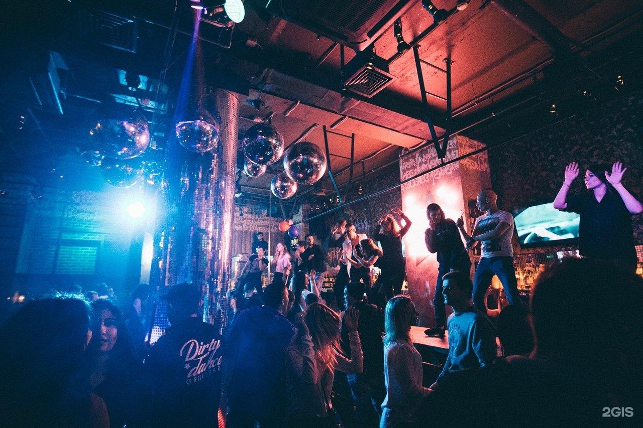 ночной клуб на дежнева