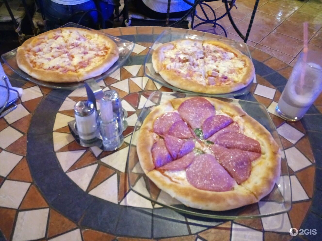 Отличная экономная пиццерия, для подростков, студентов, родителей с детками.