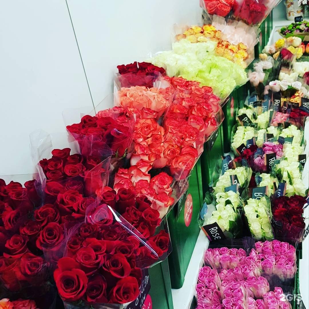 Продажа цветы оптом на кмв