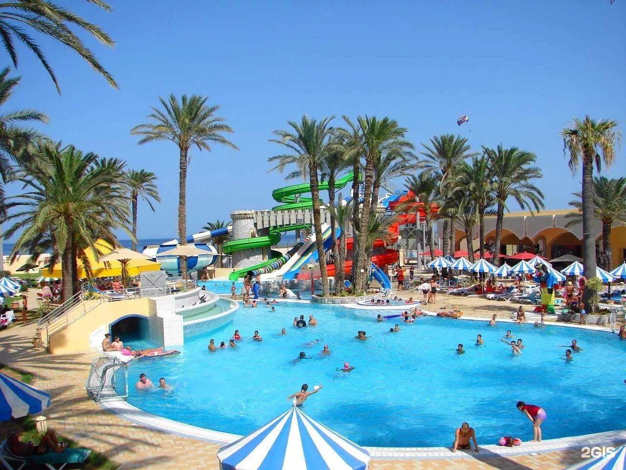 туры в тунис 2017 цены все включено