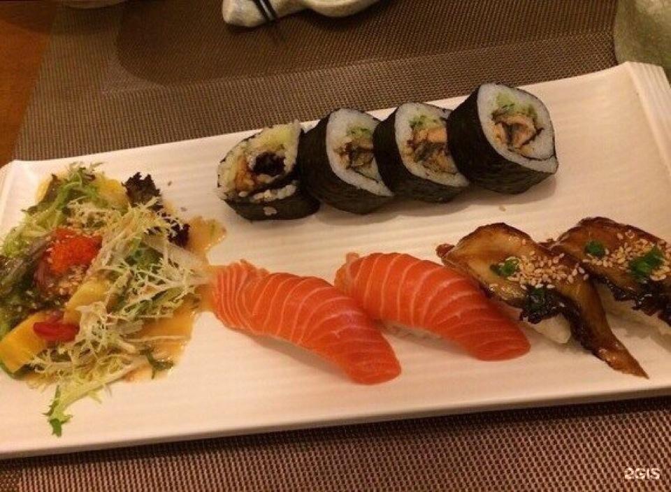 Бесплатный звонок  ресторан суши-мастер.