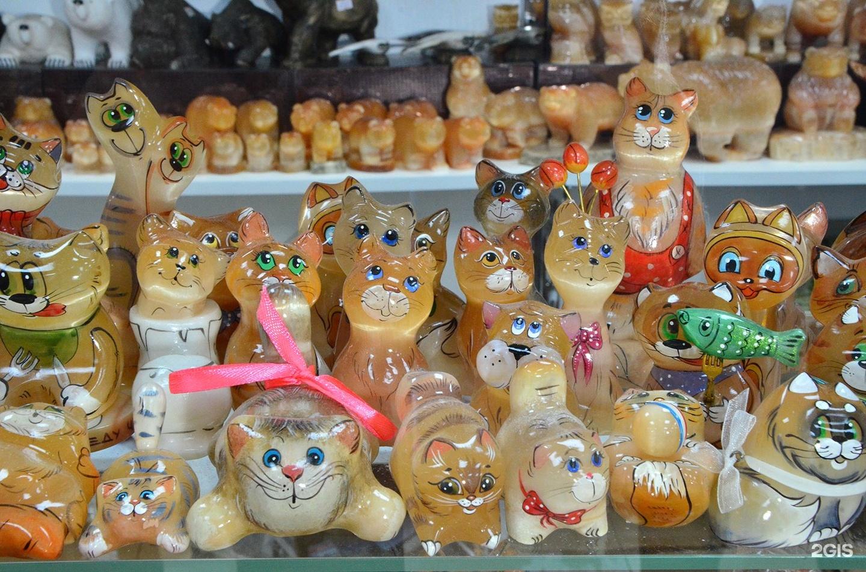 где купить сувениры в екатеринбурге